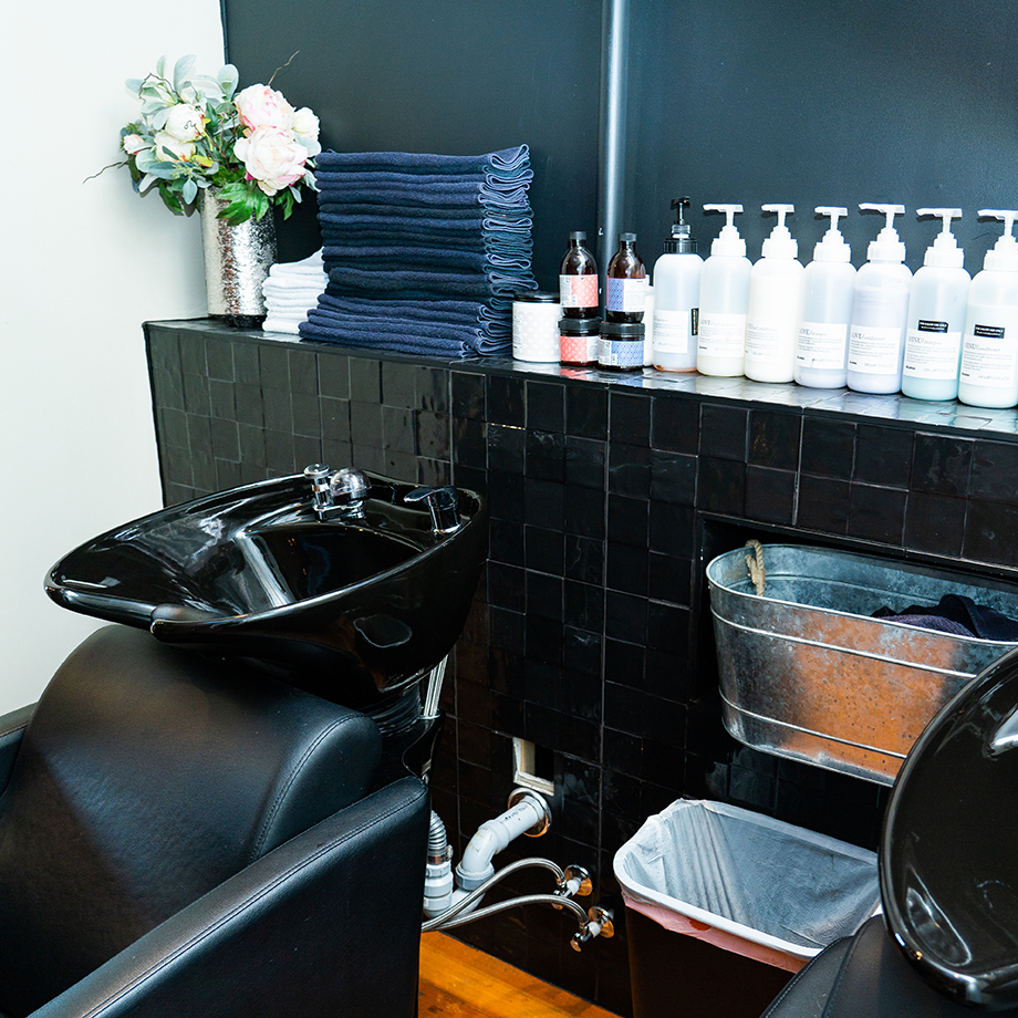 blanche macdonald centre pro hair school ana luisa valdes wash sinks at flowstate hair salon gastown