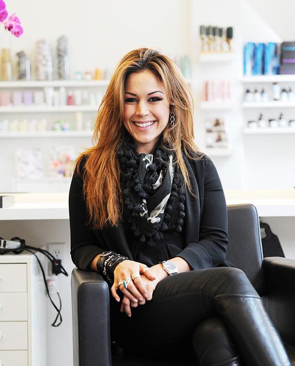 Pro Hair Graduate Ana Luisa Valdes Inspires with Davines