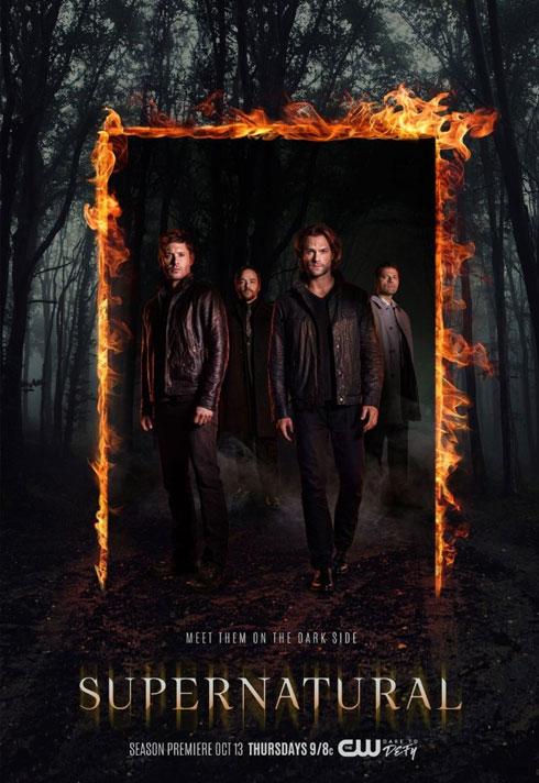 supernatural series poster