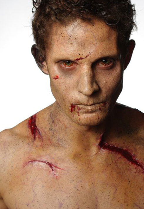 zombie makeup by leanne podavin