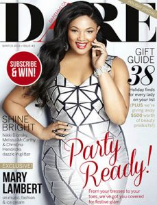 dare magazine cover