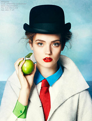 magritte makeup by blair petty