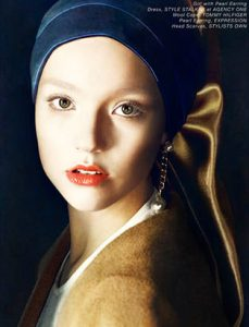 vermeer makeup by blair petty