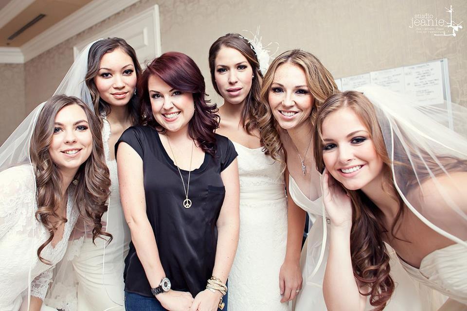 top makeup artist jayna marie bridal makeup brides