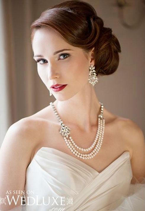 top makeup artist jayna marie wedluxe magazine bridal portrait