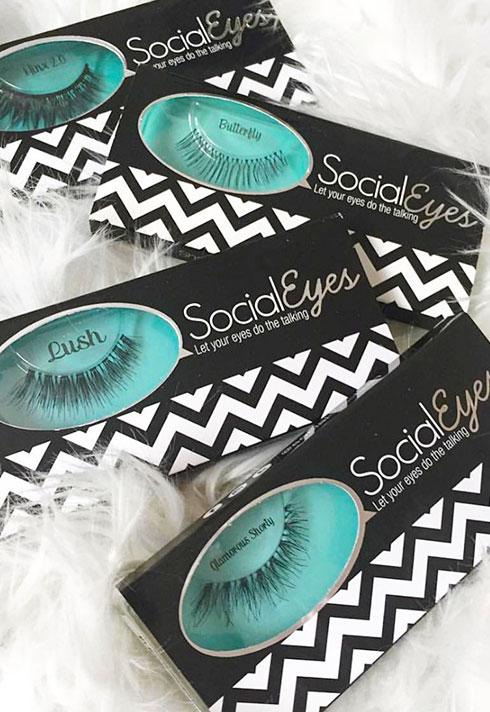 social eyes lashes by blanche macdonald graduate karissa pukas