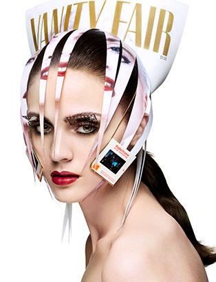 instafamous lylexox lyle reimer magazine series vanity fair