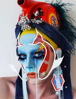 instafamous lylexox lyle reimer tide tidal makeup