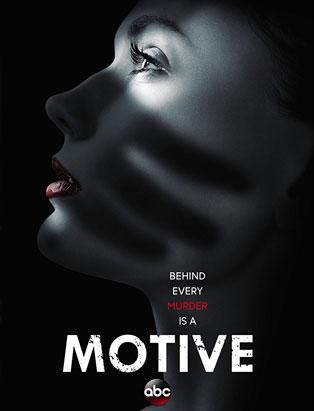 motive tv show poster