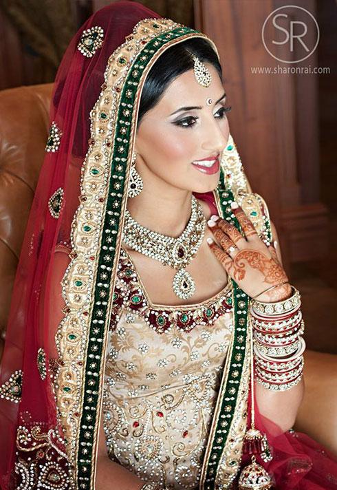 South Asian Bridal Makeup School Graduate Sharon Rai Wins Big