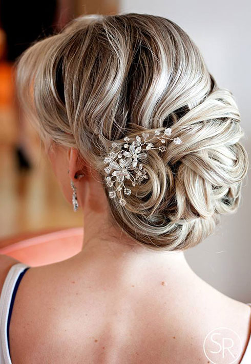 sharon rai bridal makeup wedding updo