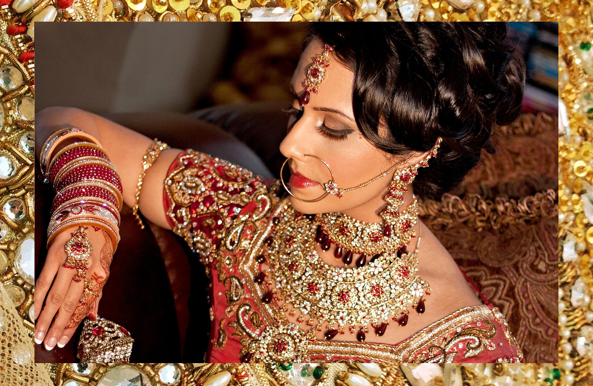 Canada Says 'I Do' to Sharon Rai Hair and Makeup Artistry!
