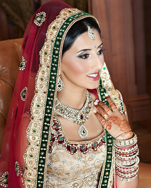 Canada Says 'I Do' to Sharon Rai Hair and Makeup Artistry!