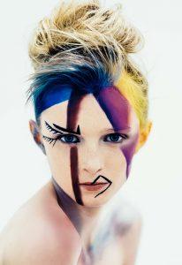 shaina azad top makeup artist graffiti makeup