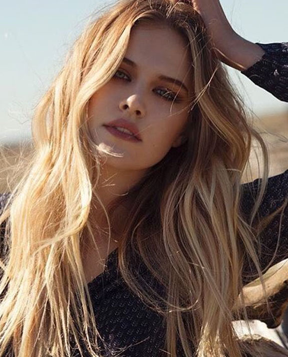 Marlayna Pincott Talks Signing On With Her Dream Agency, Mascara Tricks and On-Set Memories