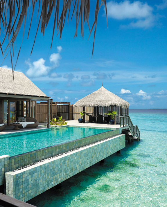 Work is Paradise for Roxana Sanchez, Spa Director of the Maldives' Five-Star Shangri-La!