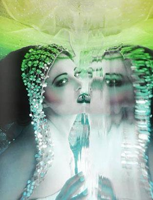 jennifer little underwater photoshoot water witch