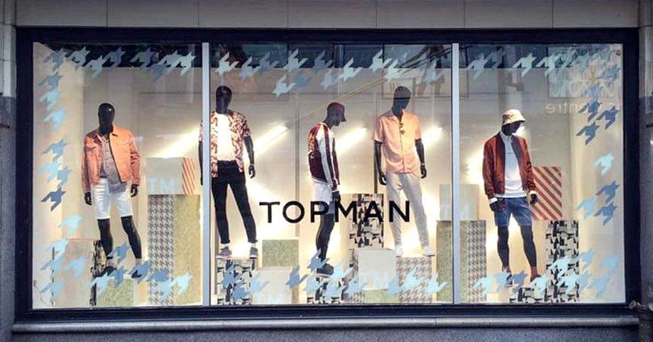 top fashion marketing graduate jake jang topman street display