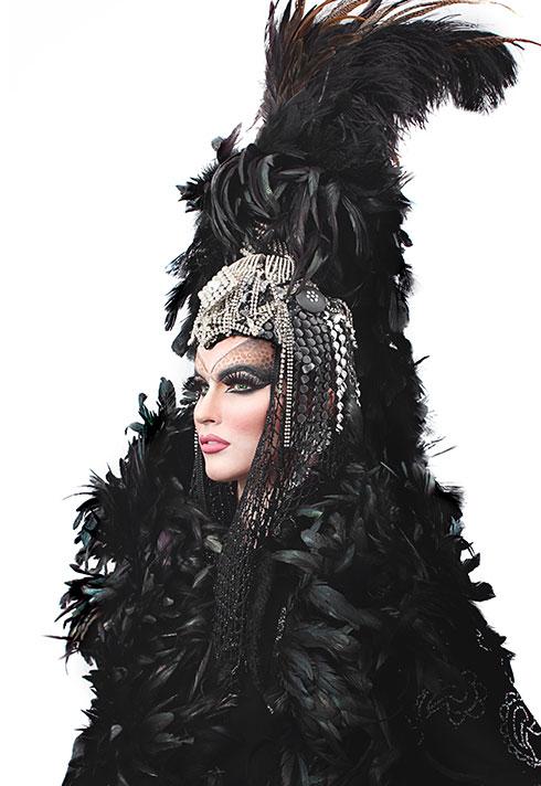 top makeup school graduate jaylene mcrae tyme imats black swan