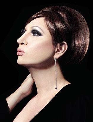 top makeup school graduate jaylene mcrae tyme as barbra streisand