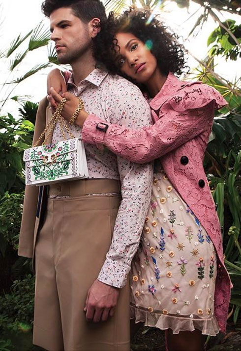 styling by jessica clark fashion marketing romantic couple