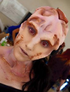 daisy hsiang global makeup graduate special effects prosthetic