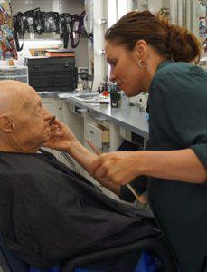top makeup school instructor leah ehman aging makeup