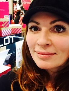 top makeup school instructor leah ehman