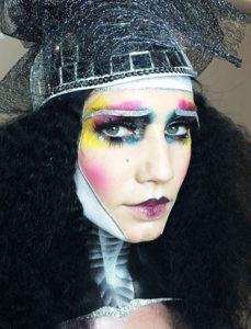 top makeup school graduate eva svobodova pat mcgrath inspired battle of the brushes final look