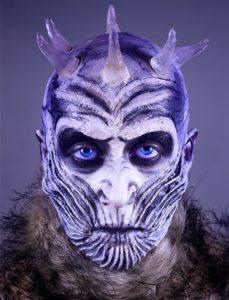 top makeup school graduate eva svobodova ice character makeup