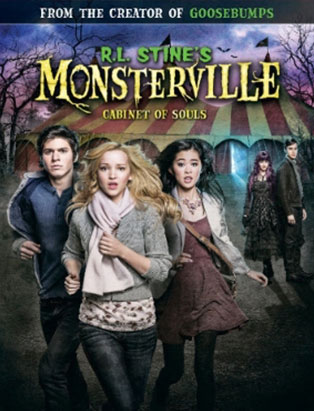 rachel griffin special fx mosterville poster