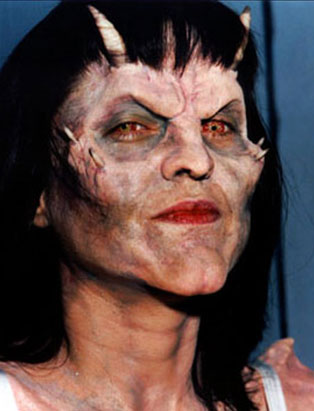 Sci-Fi and Special FX Makeup: Twin Passions for Instructor Rachel Griffin