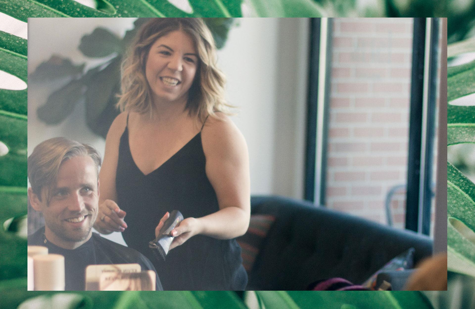 New Mane Squeeze – Blanche Macdonald Pro Hair Graduate Eliza Trendiak Opens Second Vancouver Location of Artel Salon!