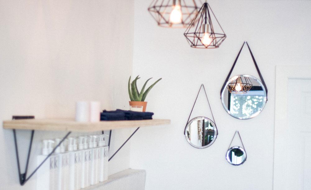 eliza trendiak salon owner artel mirror wall