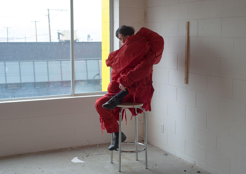 top fashion design school graduate instructor breathe will decourcey stool