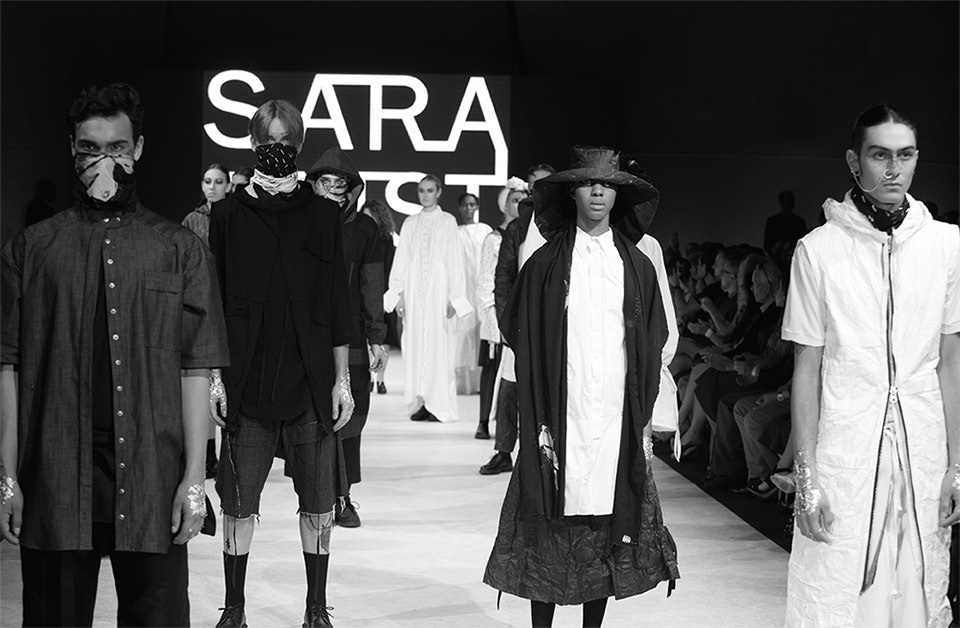 top fashion design school instructor graduate sara armstrong runway group