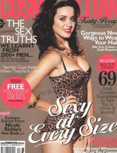 katy perry cosmopolitan cover