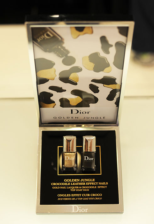 maggie chung dior account executive nail polish
