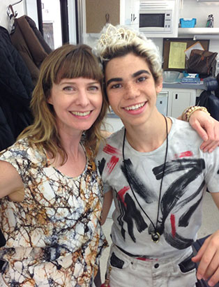 Makeup for TV and Film with Vancouver Phenom Krista Seller