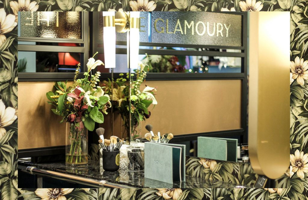 Blanche Macdonald Freelance Makeup Graduate AJ Woodworth brings Sophistication to Yaletown with The Glamoury