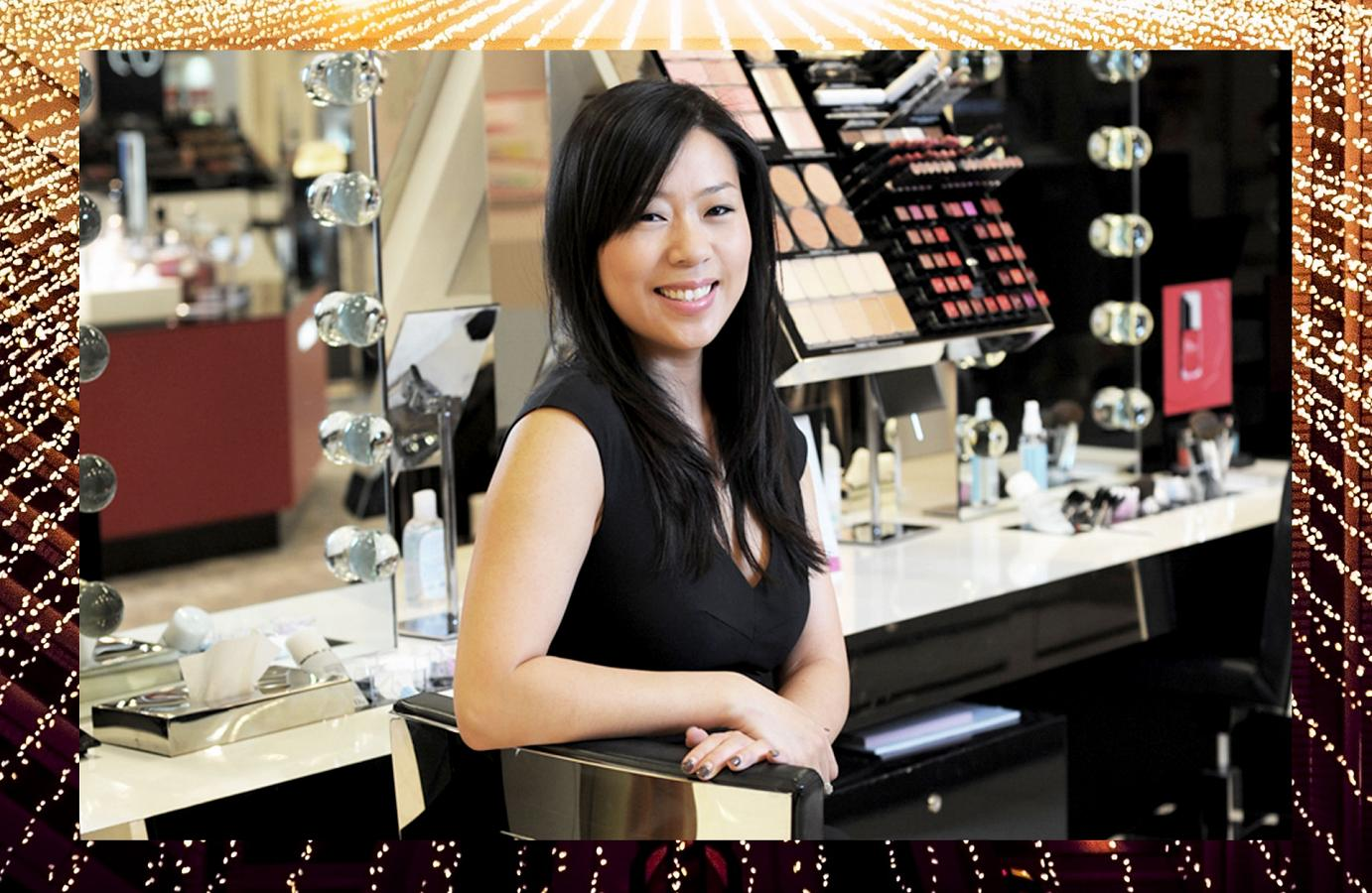 Makeup Graduate Maggie Chung Delivers Dior Chic Across BC