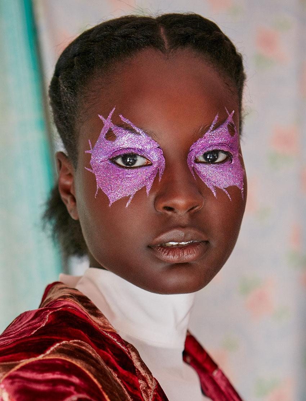 Makeup by Kendahl Jung, Blanche Macdonald Graduate.