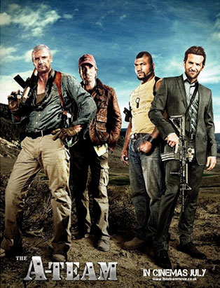 the a team movie poster