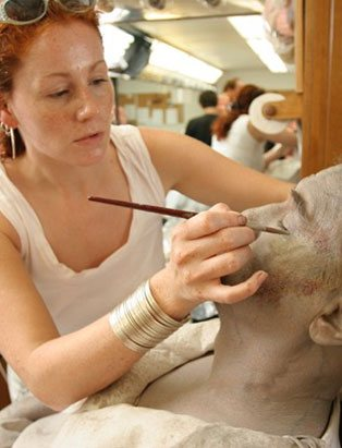 From Alcatraz to Warcraft, Rebeccah Delchambre Creates Movie Makeup Magic