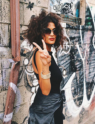 Blanche Macdonald Fashion Marketing graduate Talya Lee talks Travel, PR, Girl Power and Toronto's Renaissance