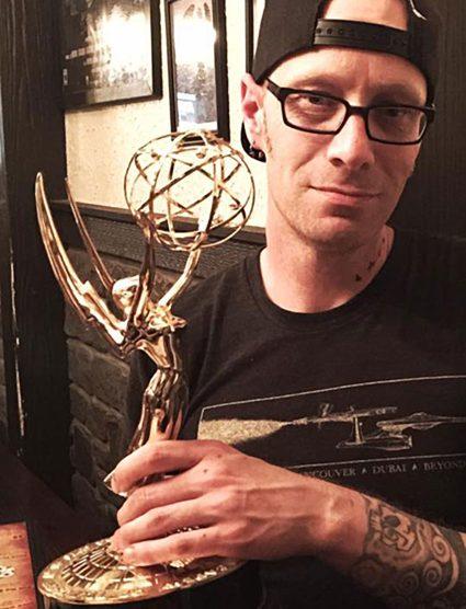 Emmy Award winning Makeup Graduate and Instructor, Holland Miller.