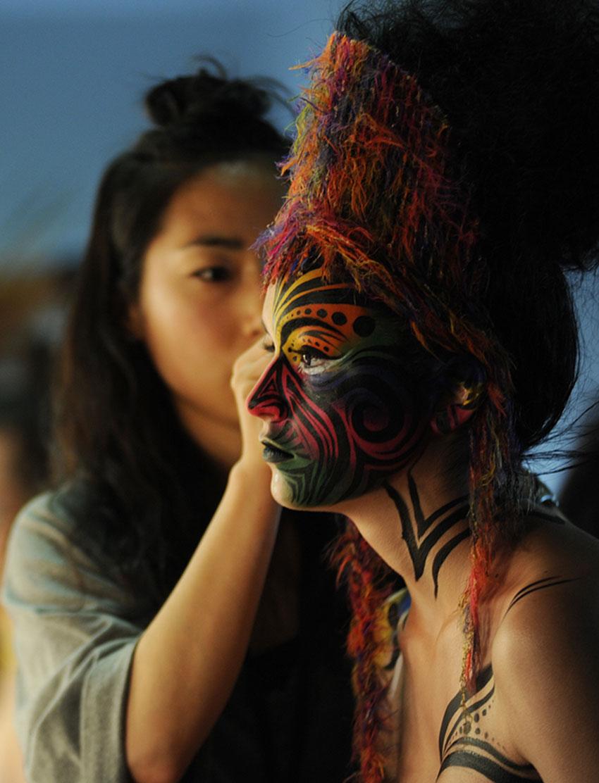 Makeup by Veronica Duk Soo Cho, Blanche Macdonald Graduate.