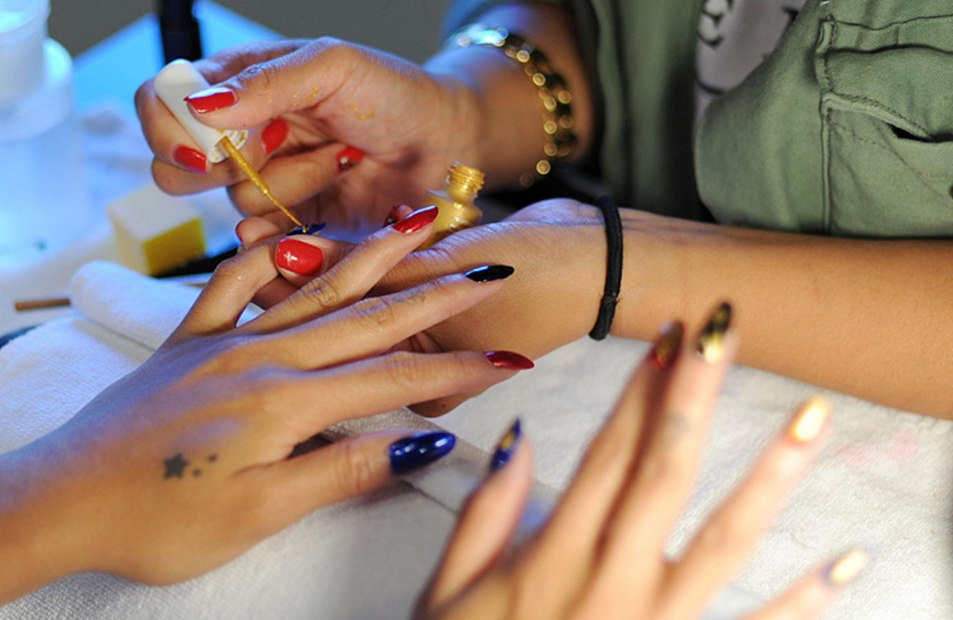 Nail Technician School