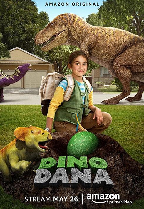 dino dana promo poster