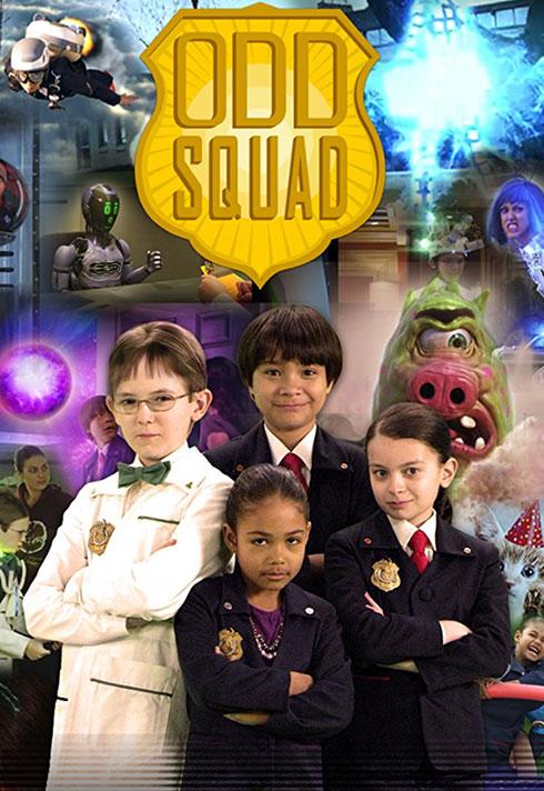 odd squad promo poster